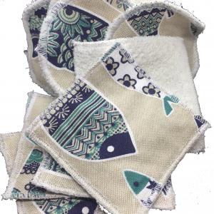 coton tissu recyclé